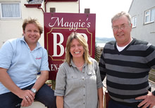 James Martin Visiting Maggie's